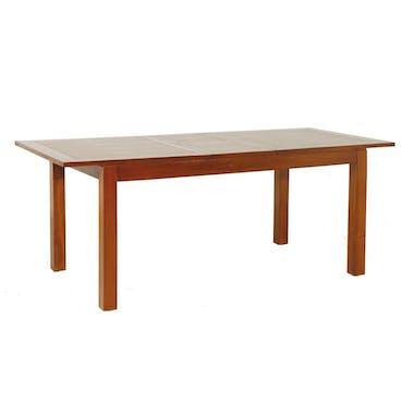 Table repas + allonge 160/200cm LOLA