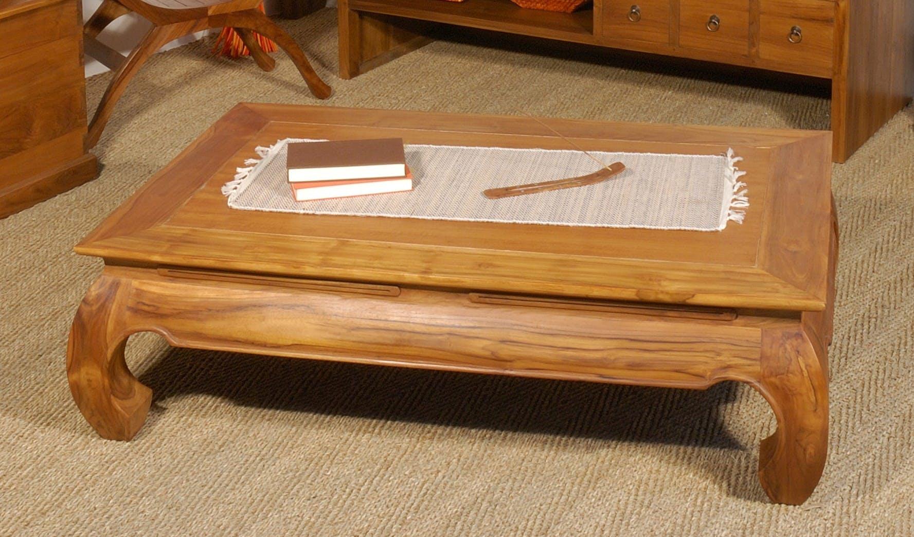 Table opium 110 x 60 cm BISHO