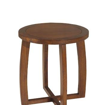Table basse ronde 50 cm LOLA