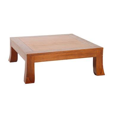Table yoko 80x80cm BISHO