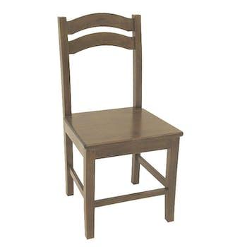 Chaise ancienne hévéa TRADITION