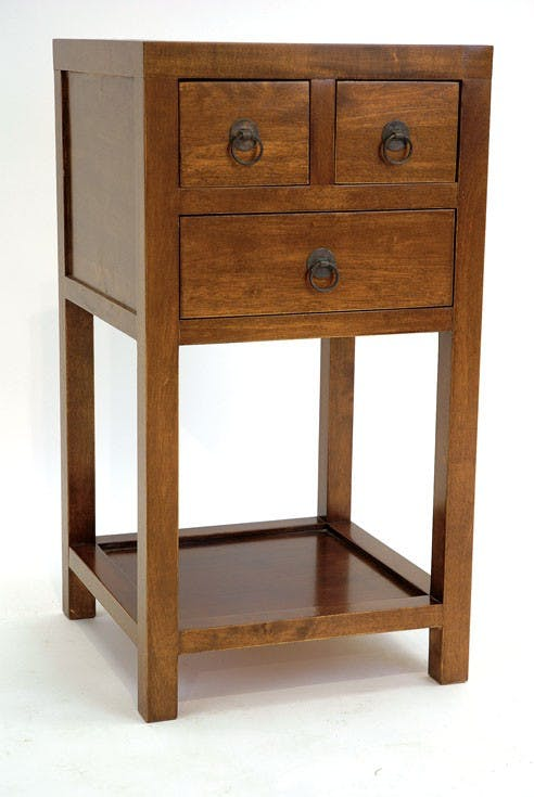 Sellette 3 tiroirs Tradition 80 cm