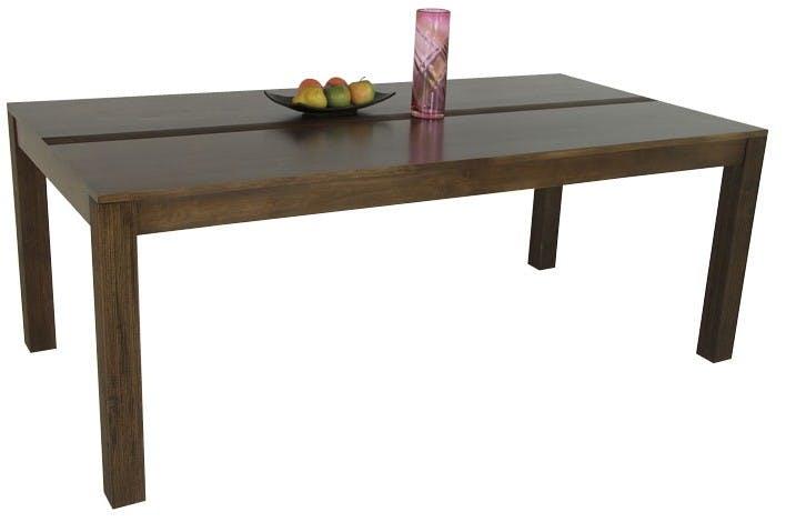 Table repas hévéa 200x100cm GALA