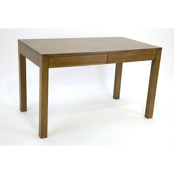 Table / bureau hévéa 125cm OLGA
