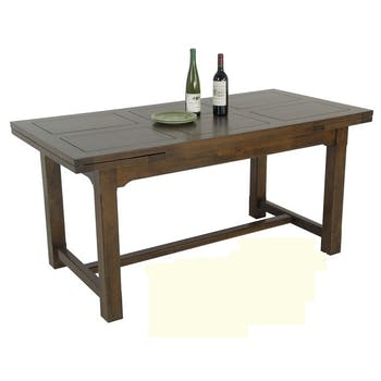 Table repas extensible TRADITION 160/240cm