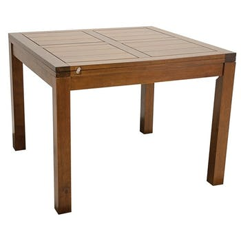 TABLE REPAS EXTENSIBLE 100/200CM ATTAN
