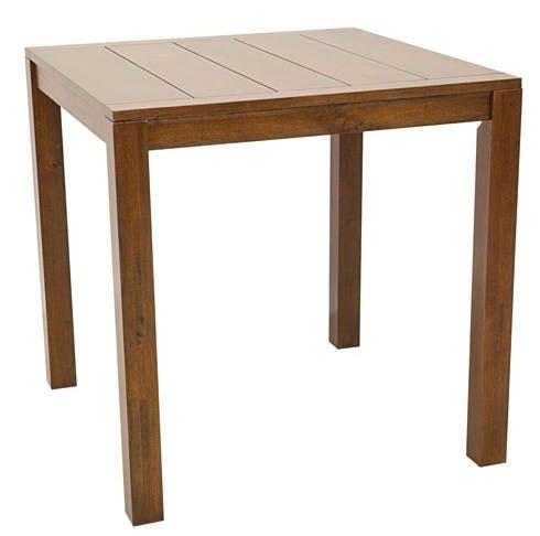 TABLE BAR ATTAN 90CM