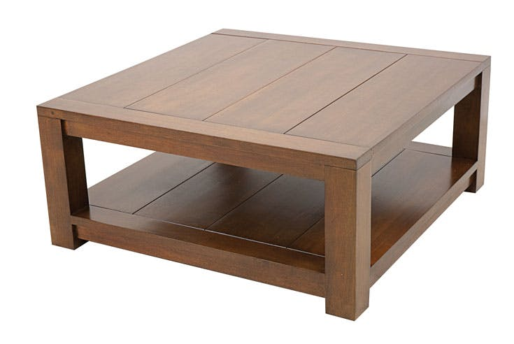 Table basse carrée ATTAN 80cm
