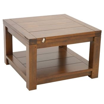 TABLE BASSE EXTENSIBLE ATTAN 60CM