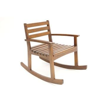 Rocking Chair pour enfant Hévéa 45x67x56cm TRADITION
