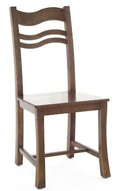 Chaise Vague Hévéa 45x49x95cm TRADITION