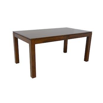 Table de repas Hévéa 160x90x76cm HELENA