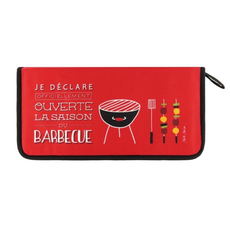 OFFICIELLEMENT OUVERT Kit accessoires à barbecue DLP