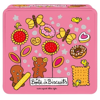 CUISINE DE VAL Boîte à biscuits Ils sont Croquants DLP