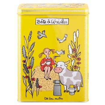 CUISINE DE VAL Boîte à Céréales De Bon Matin DLP