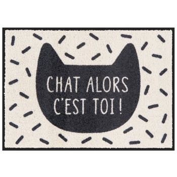 Tapis de Patio CHAT ALORS DLP