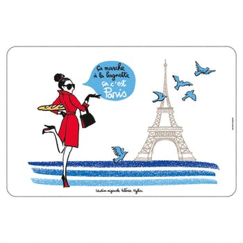 ÇA C'EST PARIS Set de Table DLP