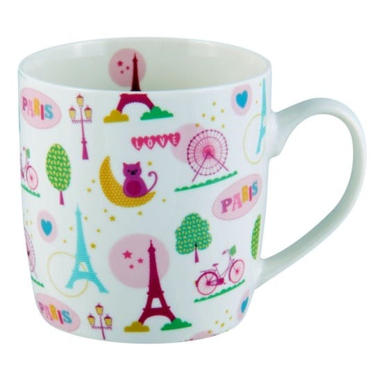 LOVE PARIS Mug DLP