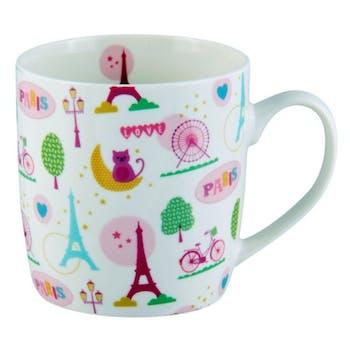 LOVE PARIS Mug DLP
