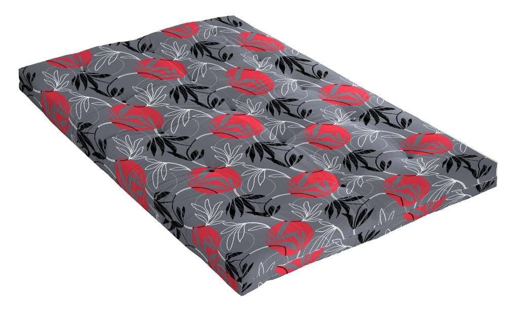 Véritable Futon coton 1 pers 90 X 190 cm KYOTO