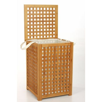 Panier à linge bambou réf. 20012409
