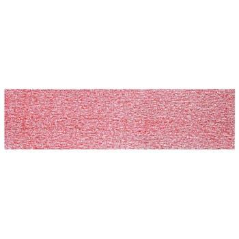 Chemin de table spaghetti  38 x 140 cm Rouge