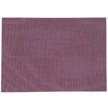Set de table texaline rectangle 50 x 35,5 cm Violet