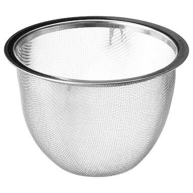 Théière boule 0,6L en Fonte noire avec filtre