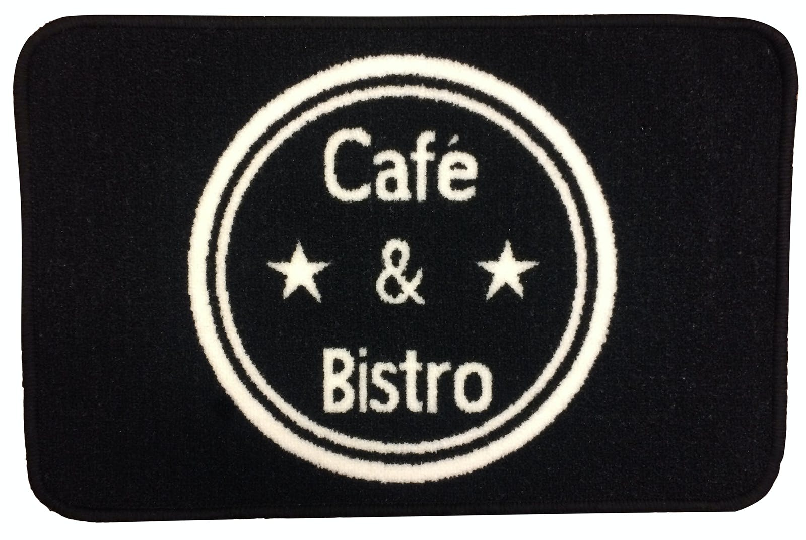 """Tapis de cuisine """"Café & Bistro"""" 40x60cm"""