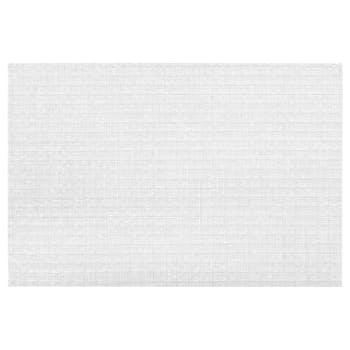 Set de table Caractère blanc 45x30cm