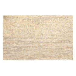 Set de table rectangulaire doré 30x45cm