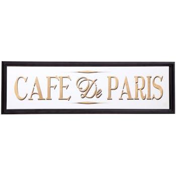 """Miroir """"Café de Paris"""""""