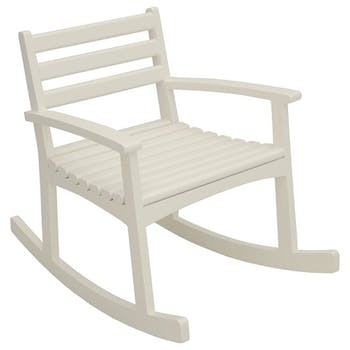 Rocking Chair pour enfant Hévéa 45x67x56cm TRADITION