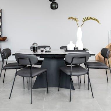 Table céramique extensible 160-240 cm VERONE