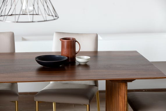 Table à manger bois de manguier 220 cm FENI