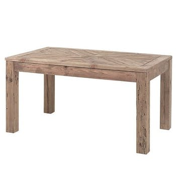 Table à manger bois recyclé 200 cm DETROIT