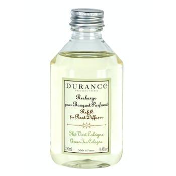 Recharge Thé vert Cologne pour bouquet parfumé 250mL DURANCE