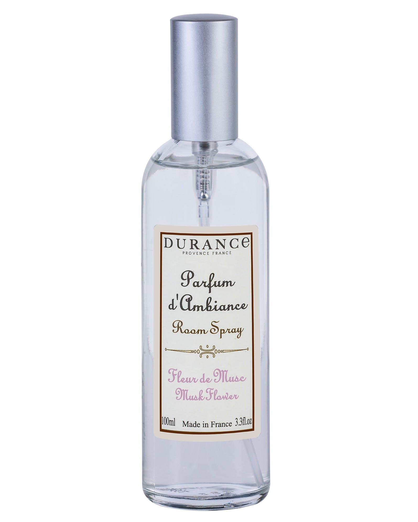 Parfum d'ambiance Fleur de Musc 100mL DURANCE