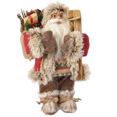 Père Noël rouge 30 cm