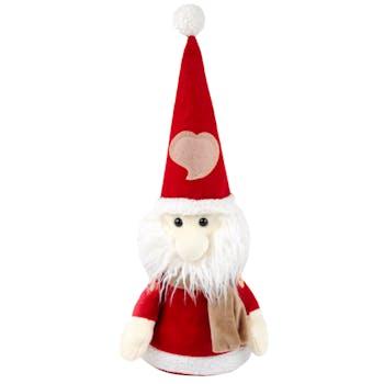 Bloc-porte Père Noël 25 cm