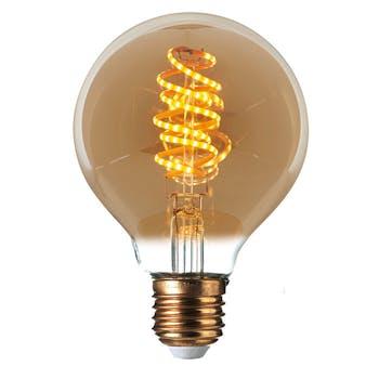 Ampoule LED vintage 12 cm