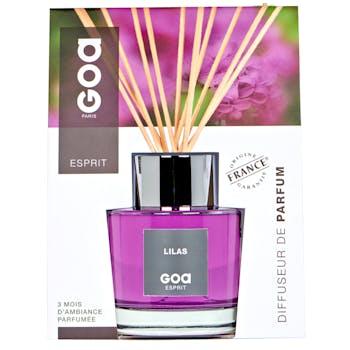 Diffuseur de parfum Esprit Lilas 200 ml CLEM GOA