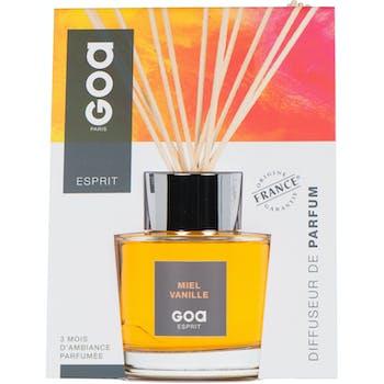 Diffuseur de parfum Esprit Miel Vanille 200ml CLEM GOA