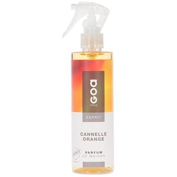 Vaporisateur de parfum Cannelle Orange Esprit 200ml CLEM GOA