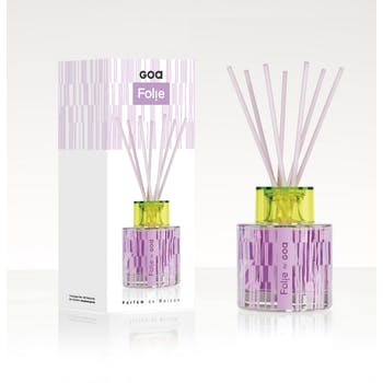Diffuseur de parfum Folie Les Intemporelles 200ml CLEM GOA