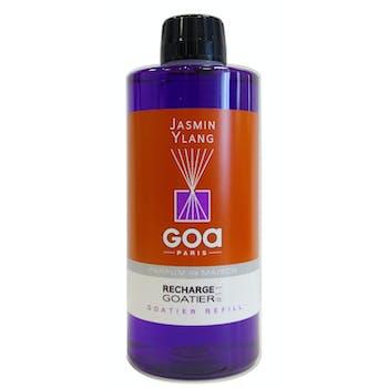 Recharge Jasmin Ylang 500ml pour diffuseur CLEM GOA