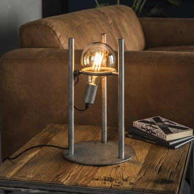 Lampe industrielle baladeuse de table 1 lampe RALF
