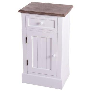 Confiturier blanc en bois ETRETAT