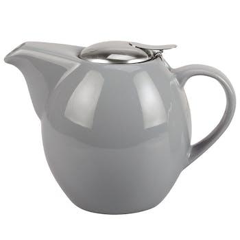 Théière 0,9 l grise