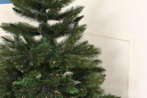 Sapin de Noël artificiel H185 D119cm